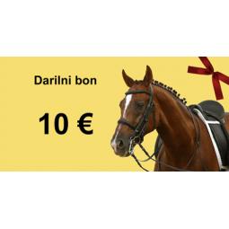 Gift vaucher 10 €