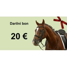 Gift vaucher 20 €
