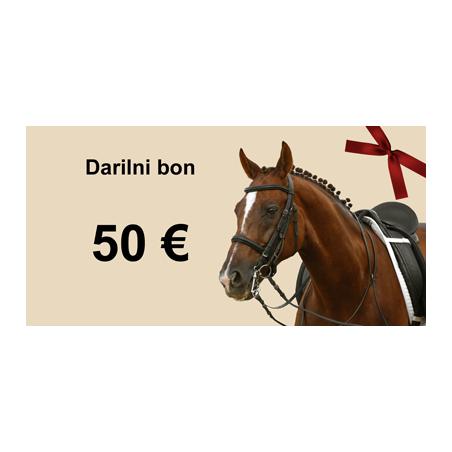 Gift vaucher 50 €