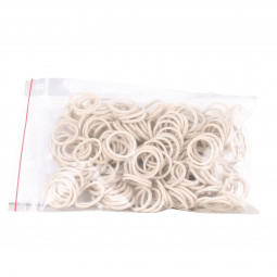 AWA Mane Plaiting Bands, bag 50 g