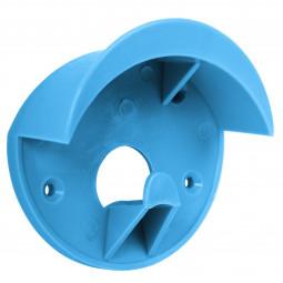 Sale - Plastic Bridle Rack, blue