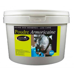 Horse Master Poudre Armoricaine, 2 kg