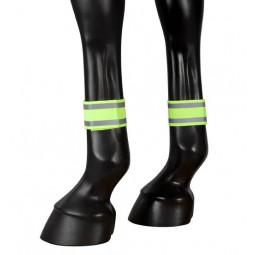 Odsevni trakovi za noge - par