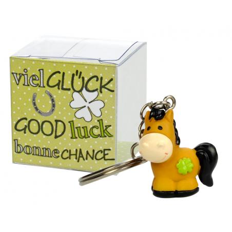 Collectible Keyring Lucky Horse