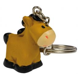 Obeski za ključek različne oblike konjičkov