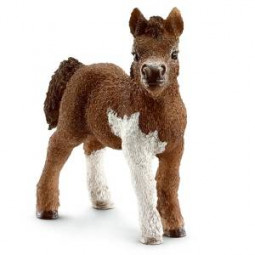 Schleich Shetland Pony žrebiček