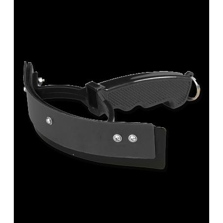 Akcija - Nož za znoj, črn, velikost: 24 cm x 22 cm