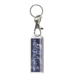 """Obesek za ključe s karabinom """"Lightline"""" Westernreiten"""