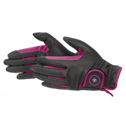 Sale-Winter gloves, pink, size: SS