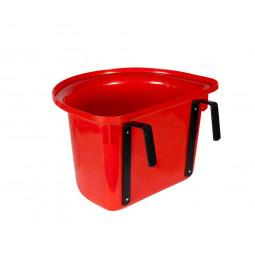 Sale - Plastic bucket, red