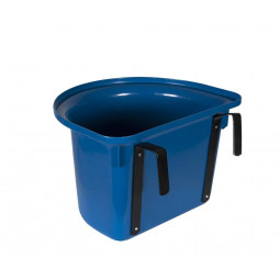 Sale - Plastic bucket, blue