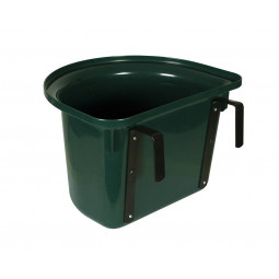 Sale - Plastic bucket, green