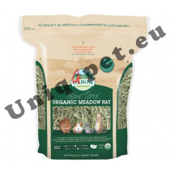 Oxbow organic meadow 1,13kg