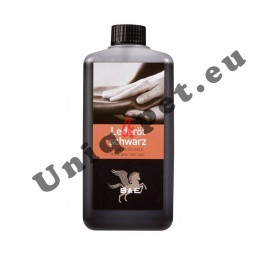 B&E Leather Oil Black